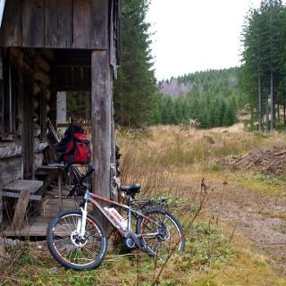 Jagdhütte ~1320m