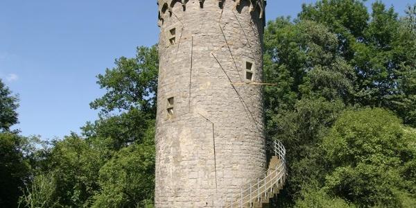 Attacke am Turm - Holsterturm
