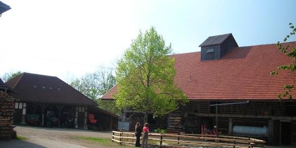 Der Reußensteiner Hof.