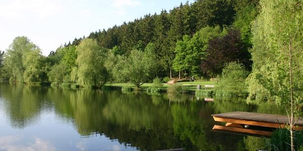 Paddelteich Bad Wünnenberg