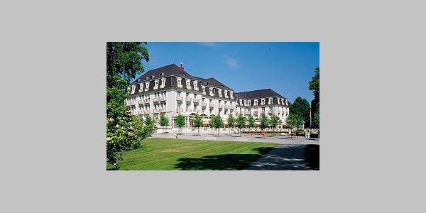 Kurhaus (heute Steigenberger Hotel)