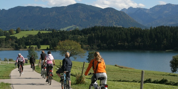Am Forggensee