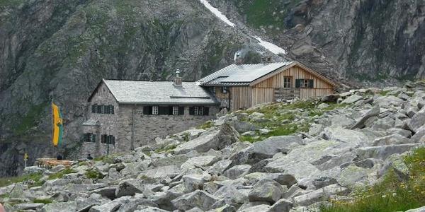 Das Friesenberghaus