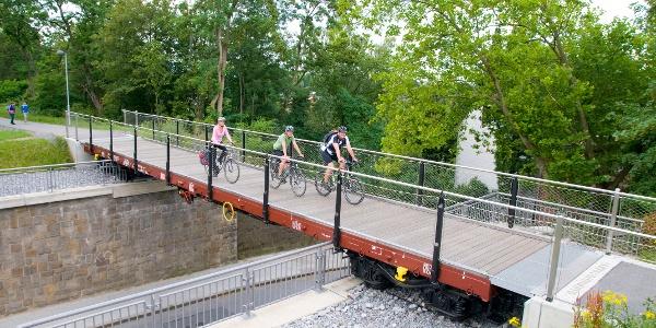 Waggonbrücke in Heiligenhaus