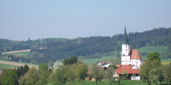 Kirche St. Georg und St Urban in Stubenberg