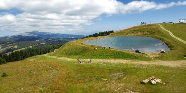 Klippitztörl See