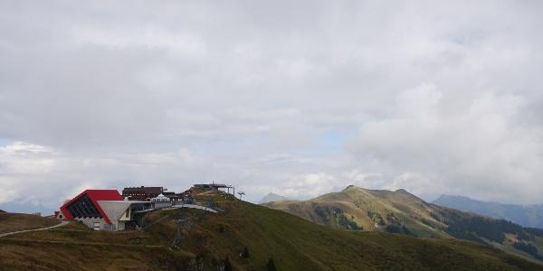 Bergbahnstationen en masse auf dem Pengelstein