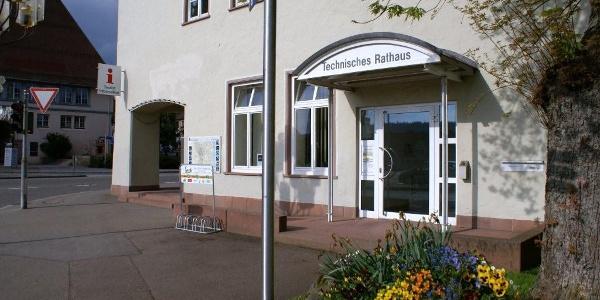 Die Tourist-Information Freudenstadt