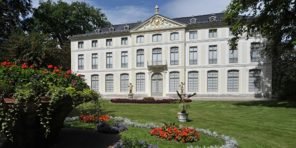 Sommerpalais / Summer Palace in Greiz