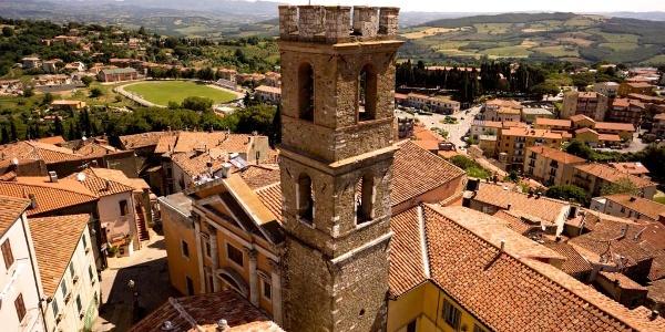 Chiesa di San Leonardo,Manciano