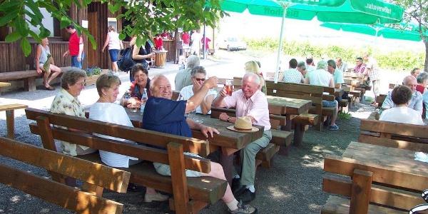 Weinwanderhütte Asselheim