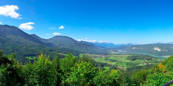 Panoramablick Rosental