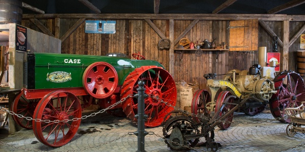 Traktormuseum Bodensee