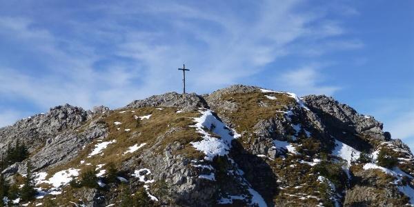 Gipfel Taubenstein (1692 m)