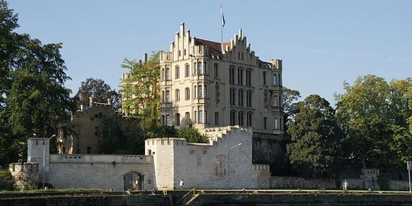Schleifenroute - Regensburg Königliche Villa