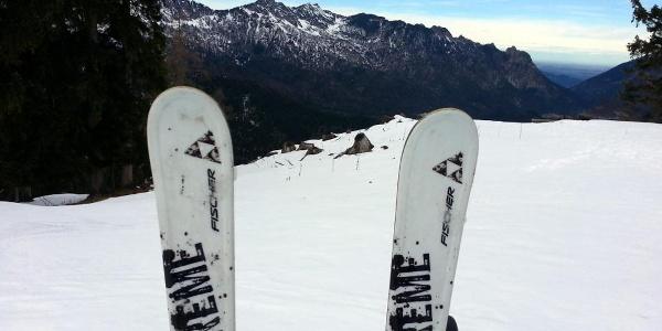 Skitour auf den Götschenkopf
