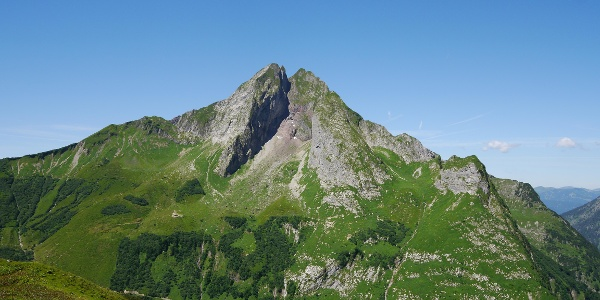Höfats seen from the east