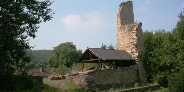 Burgruine Glaadt