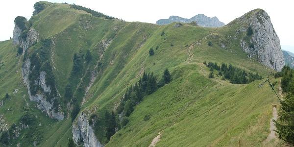 Der große Höhenweg.