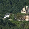 Die Burg Ramstein.