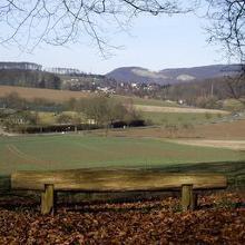 Landschaft am schweineberg