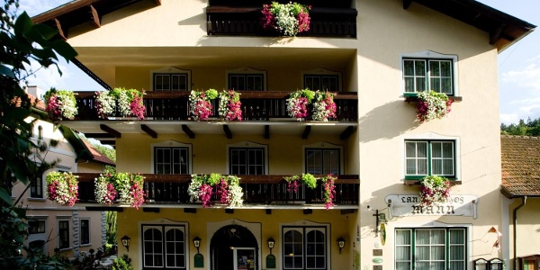 Hotel Restaurant Landgasthof Mann (Copyright: Hotel Restaurant Landgasthof Mann)