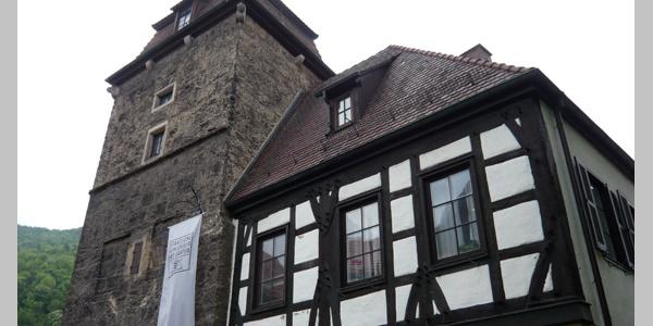 Das Bad Uracher Residenzschloss.