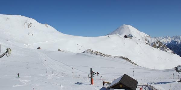 Vom Alp Trider Sattel zum Salaas