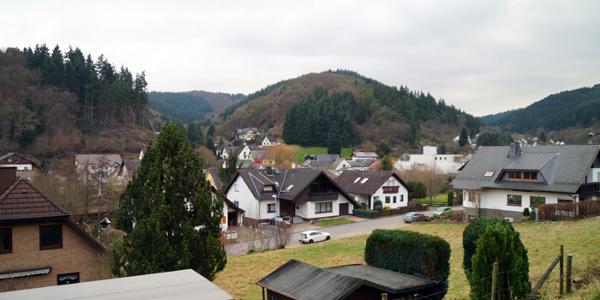 Startpunkt in Adenau