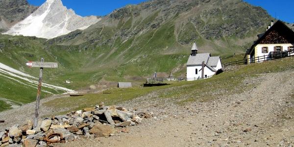 Schneeberg im Passeiertal