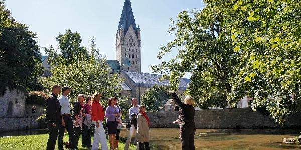 Paderquellen Paderborn (Gästeführung)