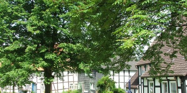 Kirchplatz Heiden
