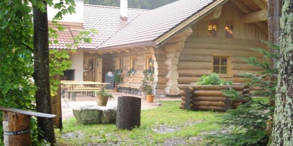 """Hütte """" Zum Strutwirt"""""""