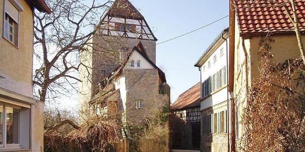 Wasserschlössle in Horkheim