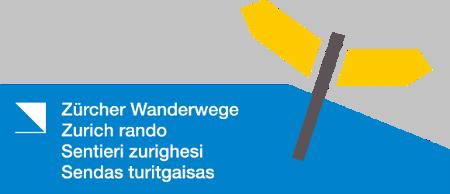 Logo Zürcher Wanderwege