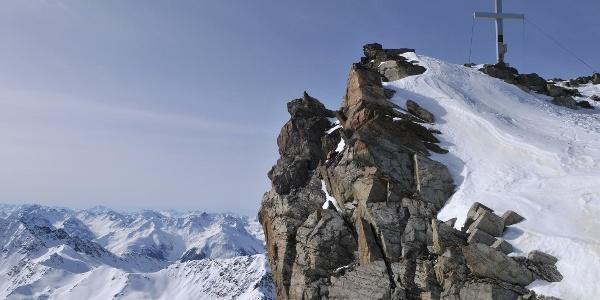 Hintere Jamspitze
