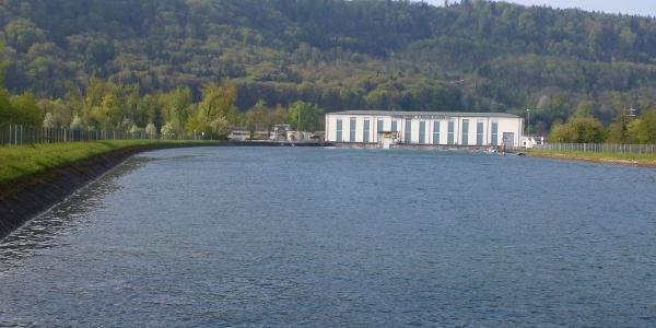 Rheinkraftwerk Albbruck-Dogern