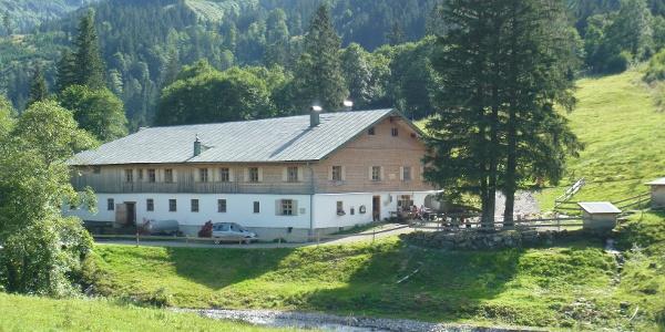 Mitterhaus Alpe