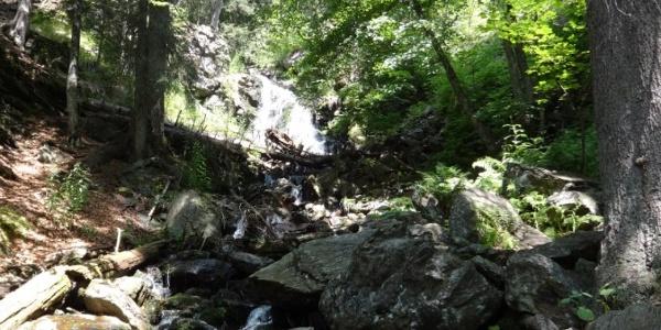 Höllbachgespreng - Wasserfall