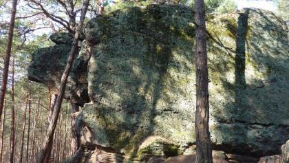 Kupferbergfels (Kamelfelsen)