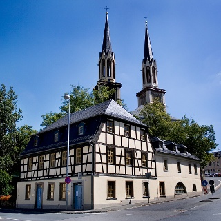 Zoephelsches Haus in Oelsnitz/Vogtl.