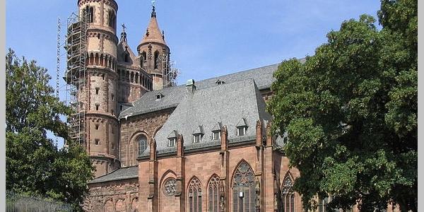 Schleifenroute - Kaiserdom St. Peter Worms