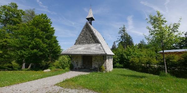 Kapelle an der Wiesach Alpe
