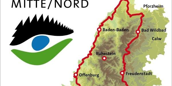 Logo des Naturpark-Radwegs