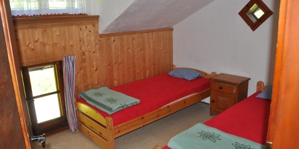 Bei so gemütlichen Zimmern kann man auch ein paar Tage länger bleiben.