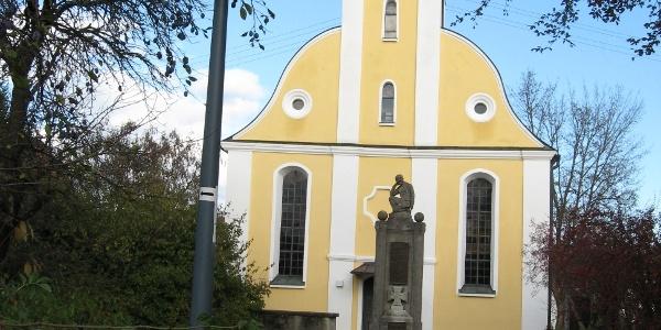 Evangelische Kirche Oggenhausen