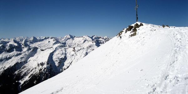 Großer Knallstein Gipfel