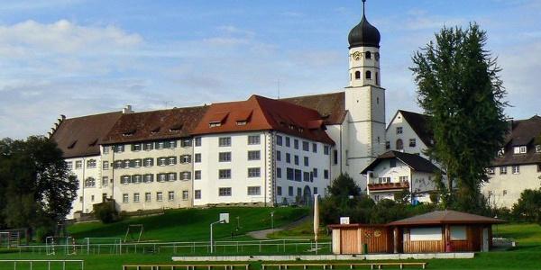 ehemaliges Augustiner Chorherrenstift Öhningen