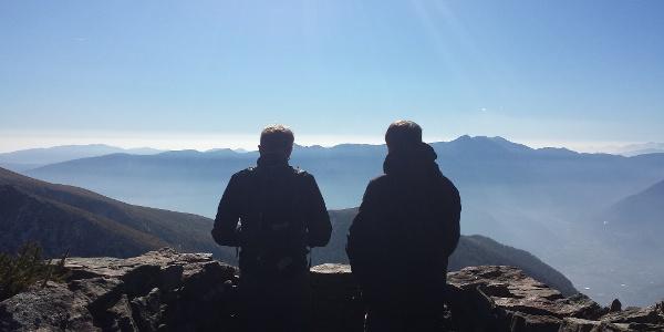 Croz di Primalunetta, punto panoramico
