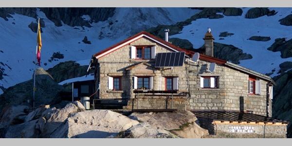 Albert Heim Hütte